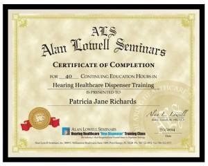 Certificate40CEUs